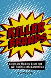 Killer Brands Book Cover