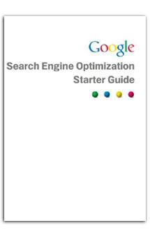 Google SEO Start Guide Cover
