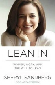 Lean In: Women, Work, and the Will to Lead Book Cover