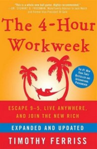 The 4-Hour Work Week Book Cover
