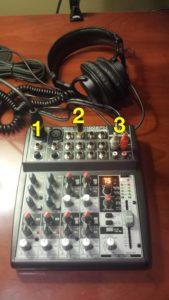 Xenyx 1002FX Setup