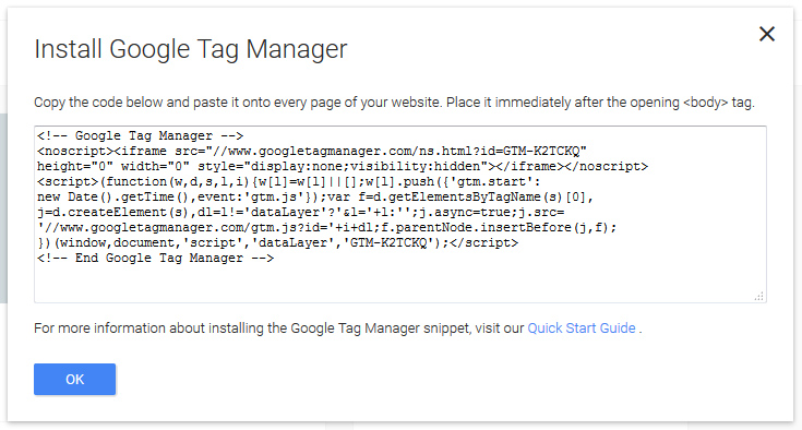How to Set Up and Install Google Tag Manager On Your Website - Clear