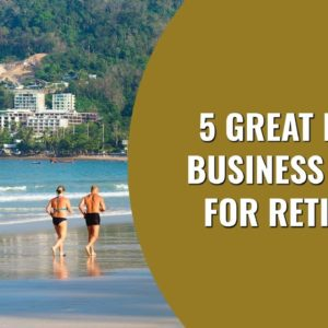5 Great Home Business Ideas for Retirees