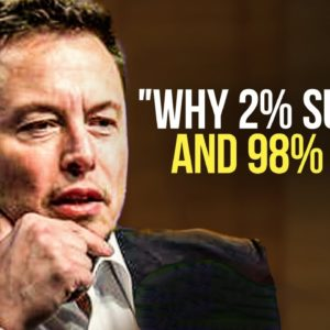 Elon Musk's Speech Will Leave You SPEECHLESS | One of the Most Eye Opening Speeches Ever