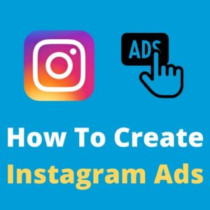 How to Create Instagram Ads #Shorts