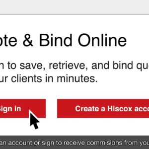 Quote & Bind Liability Insurance Online with Hiscox NOW
